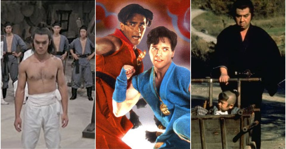 10 Old Martial Arts Movies So Bad They Re Great Screenrant