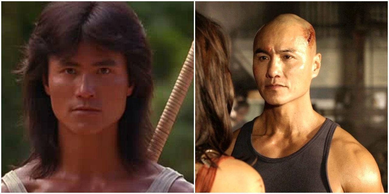 mortal kombat movie 1995 cast