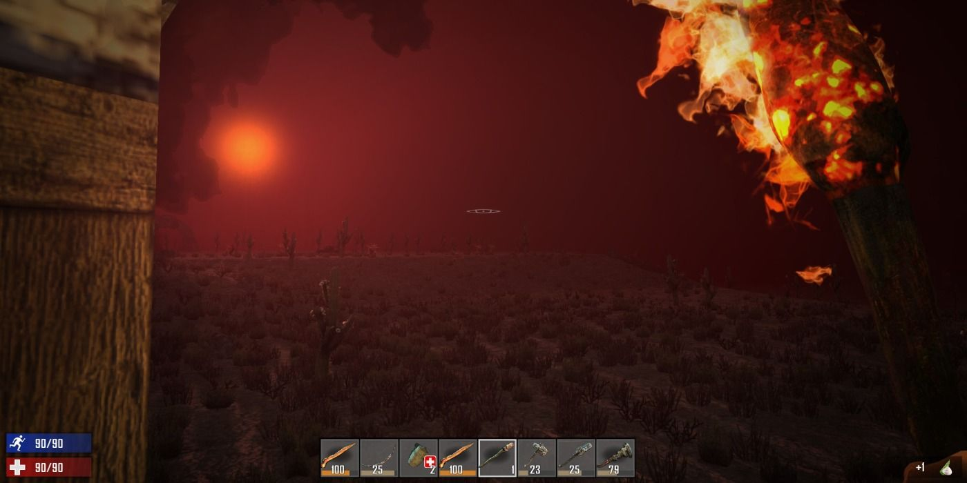 7 Days To Die How To Survive The Seventh Night Horde