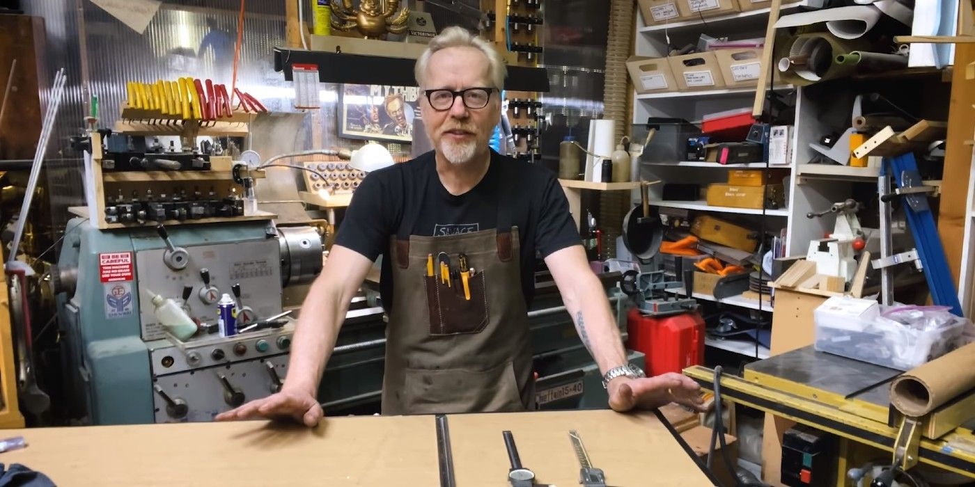Mythbusters Host Adam Savage Denies Sister's Sexual Assault Allegations