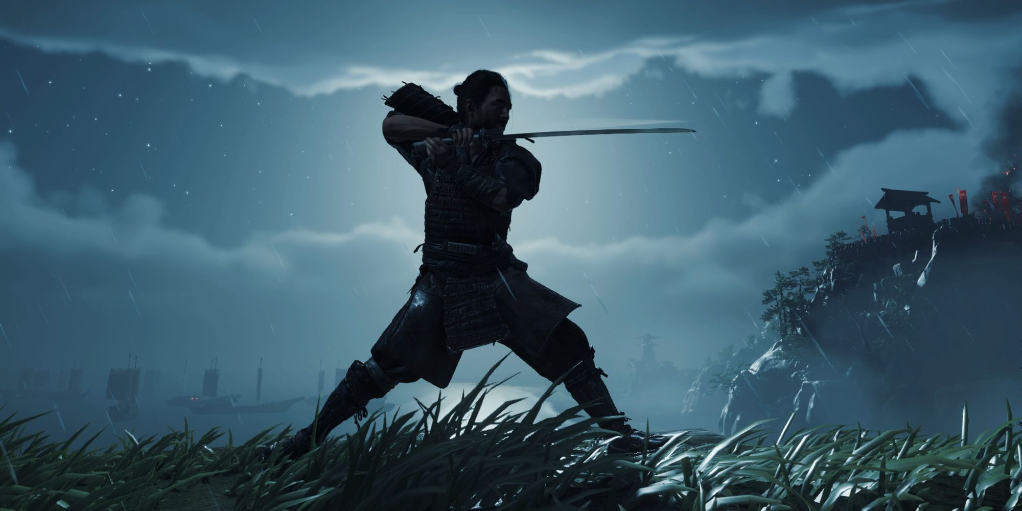 Ghost of Tsushima: Can You Keep Playing After The Story?Ghost Of Tsushima