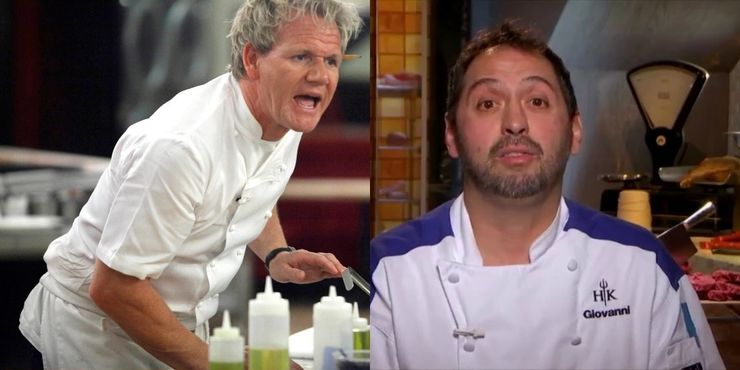 Hell S Kitchen Top 10 Arguments Ranked Screenrant
