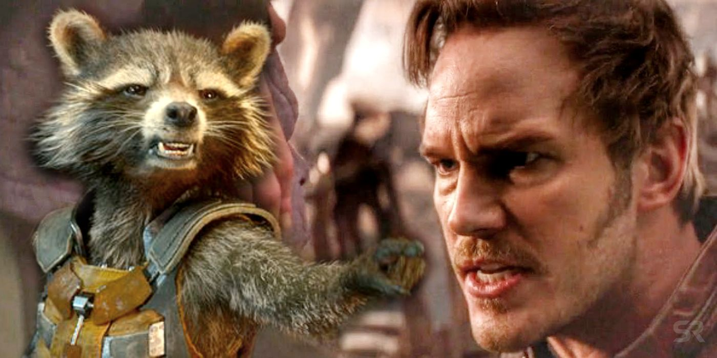 Guardians of the Galaxy: How Rocket Warned Of Star-Lord's Big Infinity War Mistake