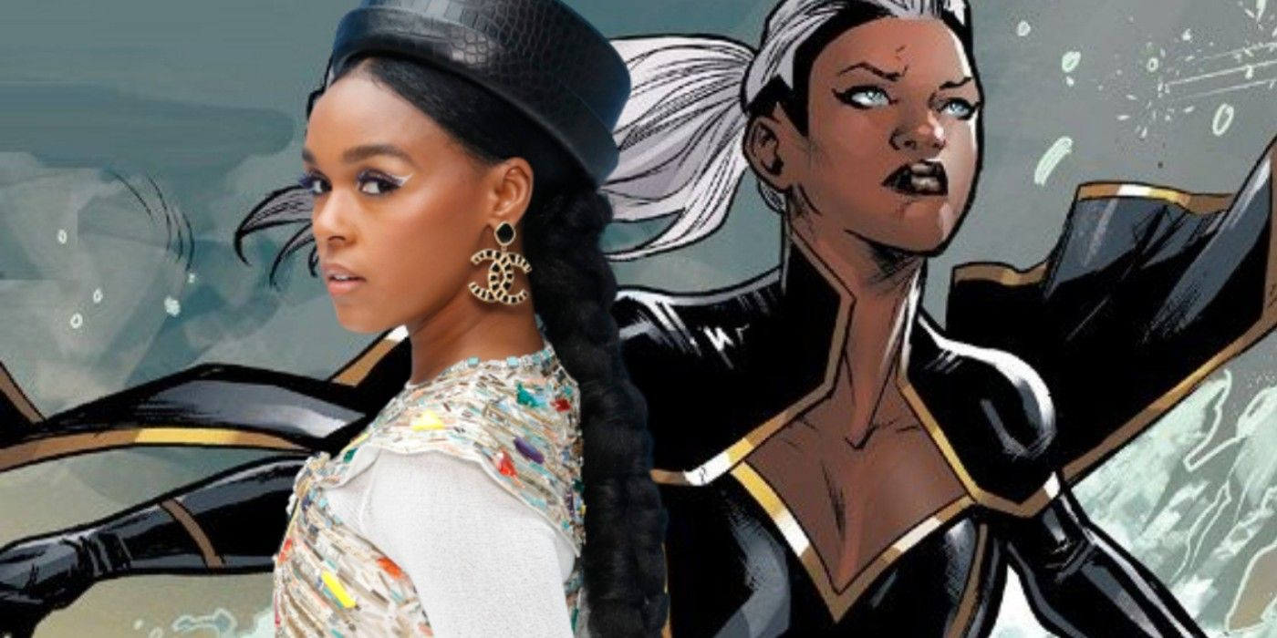 Janelle Monáe Asked Black Panther 2 Director If She Can Play Storm