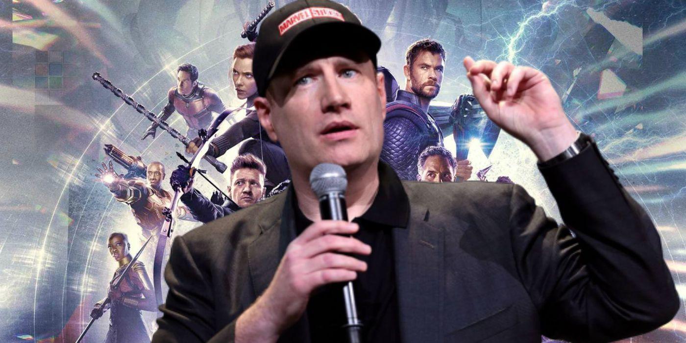 Marvel Head Kevin Feige Explains MCU Movie Delays | Screen Rant