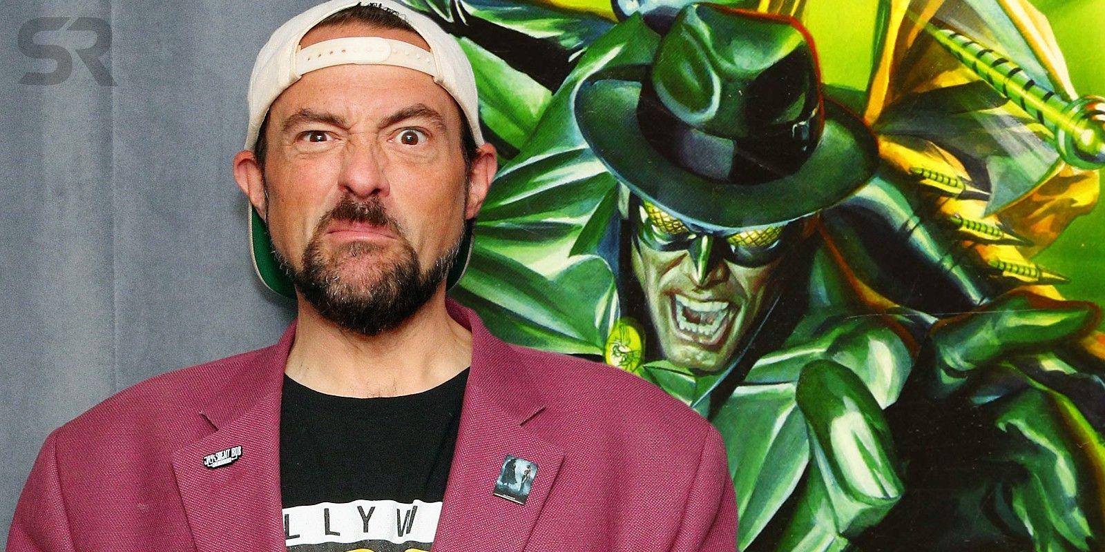 Kevin Smith foi convidado a dirigir um filme de super-herói estrelado por Chris Rock nos anos 2000 1