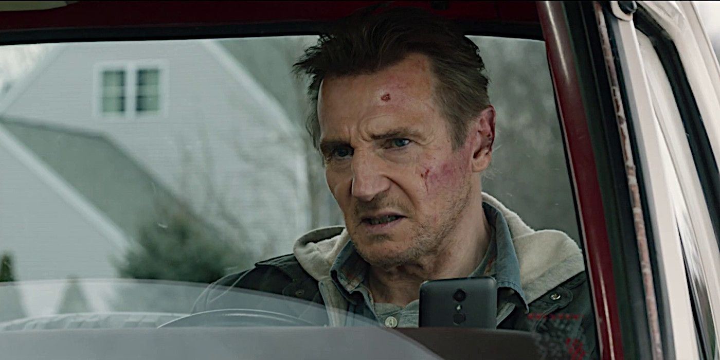 Liam Neeson Is A Good-Guy Bank Robber In Honest Thief ...