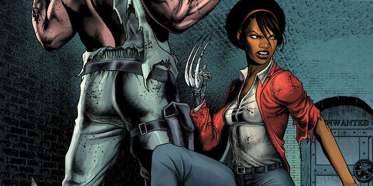 Marvel Just Gave Wolverine Claws To Misty Knight   Screen Rant