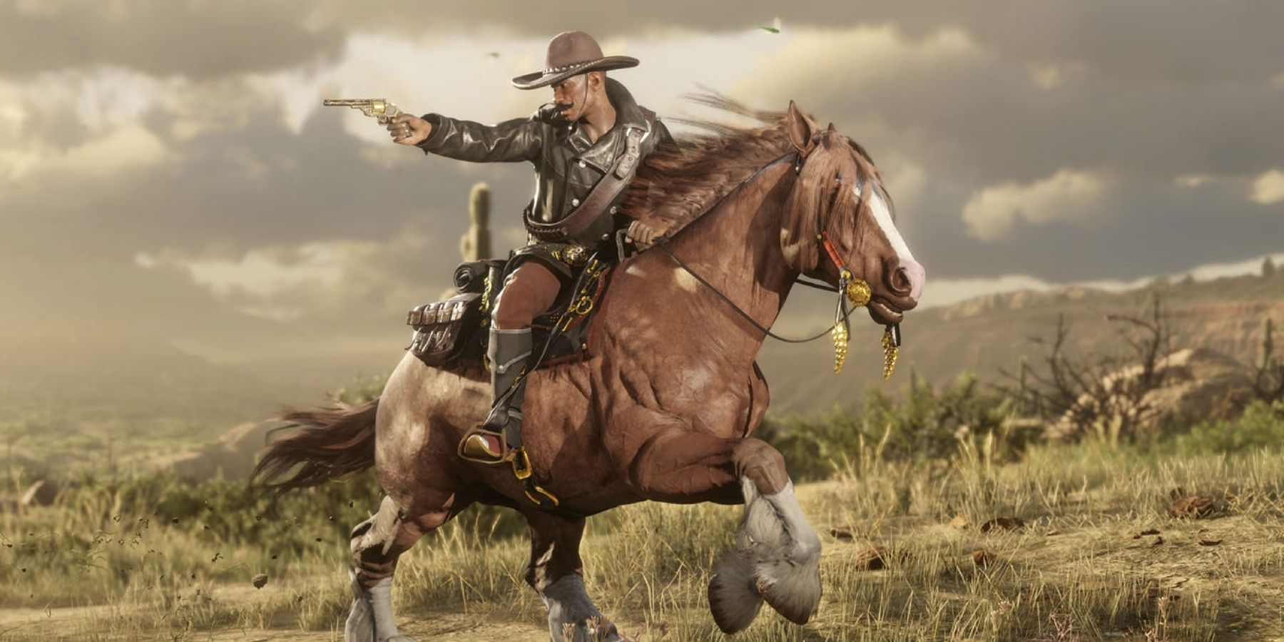 The Best Horses In Red Dead Online Where To Find Them