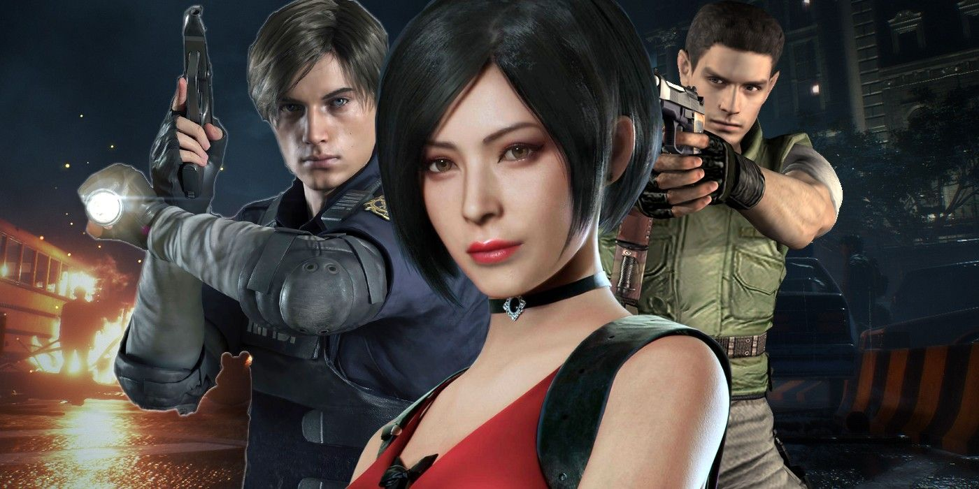 Why Resident Evil 8 Is Actually Resident Evil 27 Screen Rant