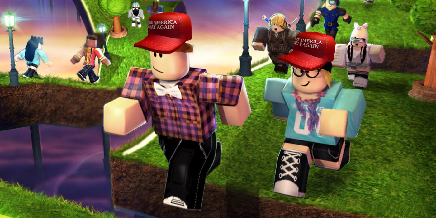 Roblox Hacked By Trump Supporters To Influence Parental Voting Habits