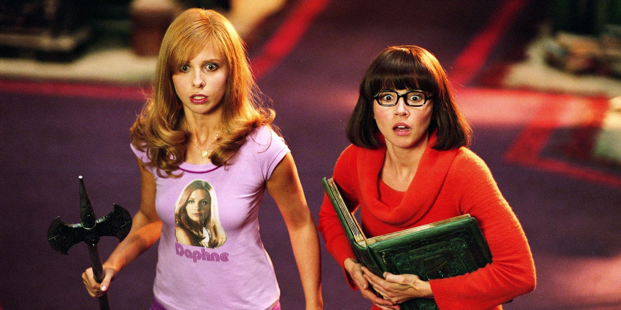 Velma Was Gay In Scooby Doo Movie But Wb Made James Gunn Change It
