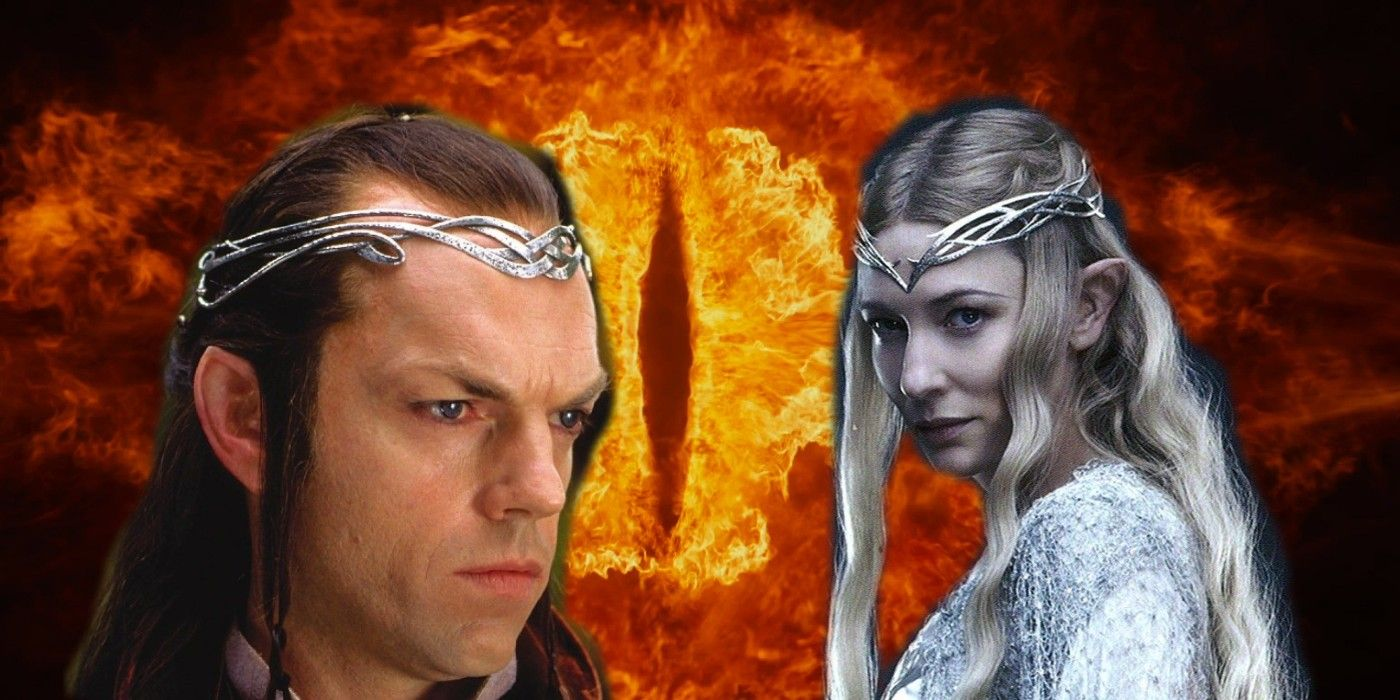 Lords of the Rings TV Show Will Include Classic Characters Sauron, Galadriel & Elrond