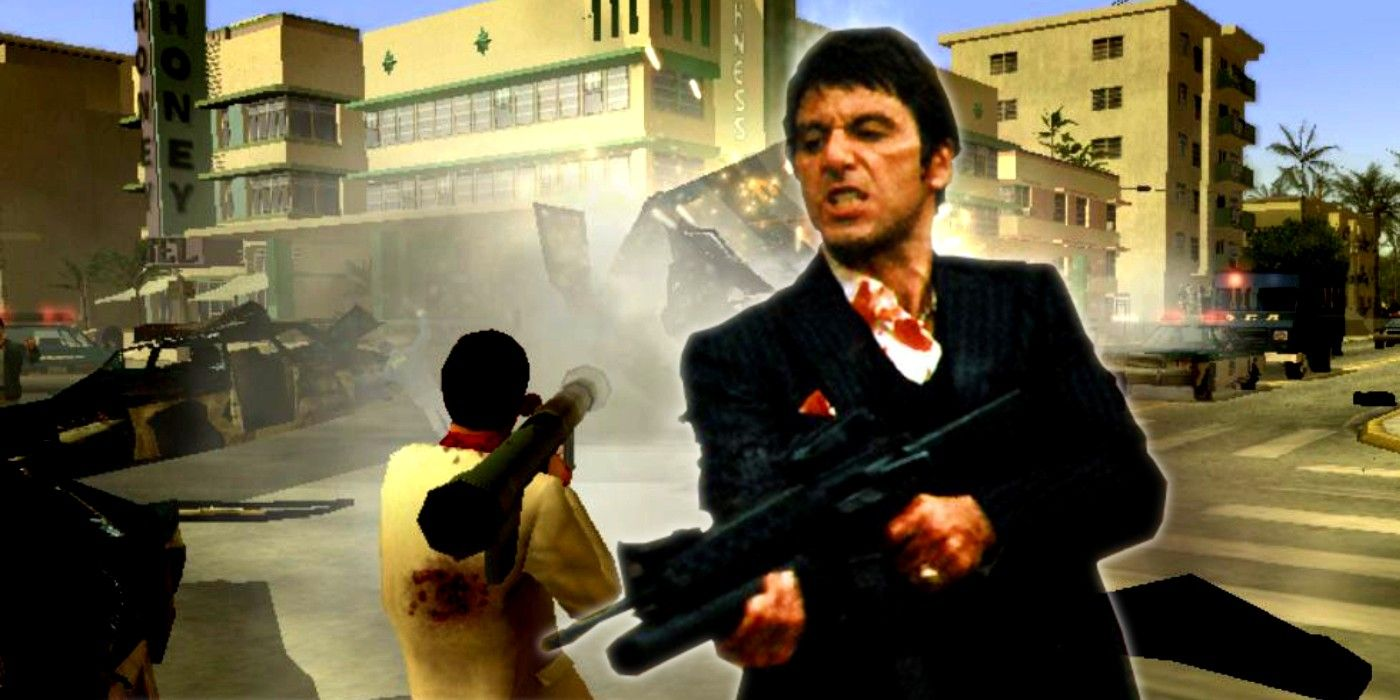 Get Scarface Video Game Ps4 Wallpapers