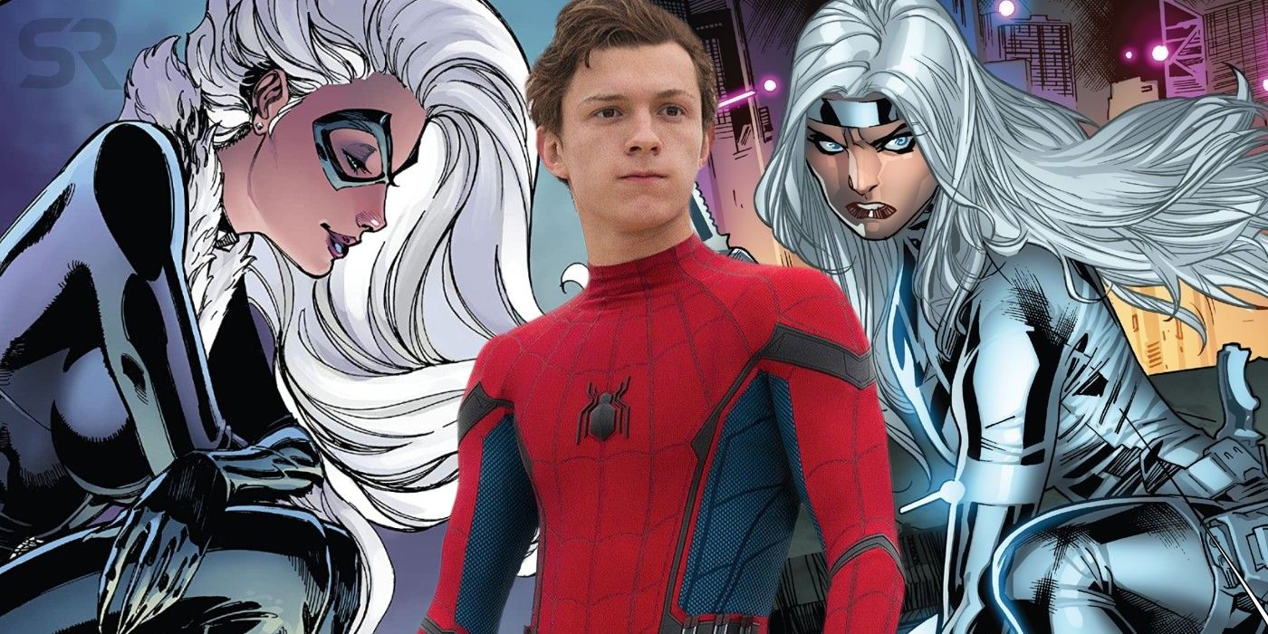 Silver & Black Movie's Problem Is What To Do With Spider-Man