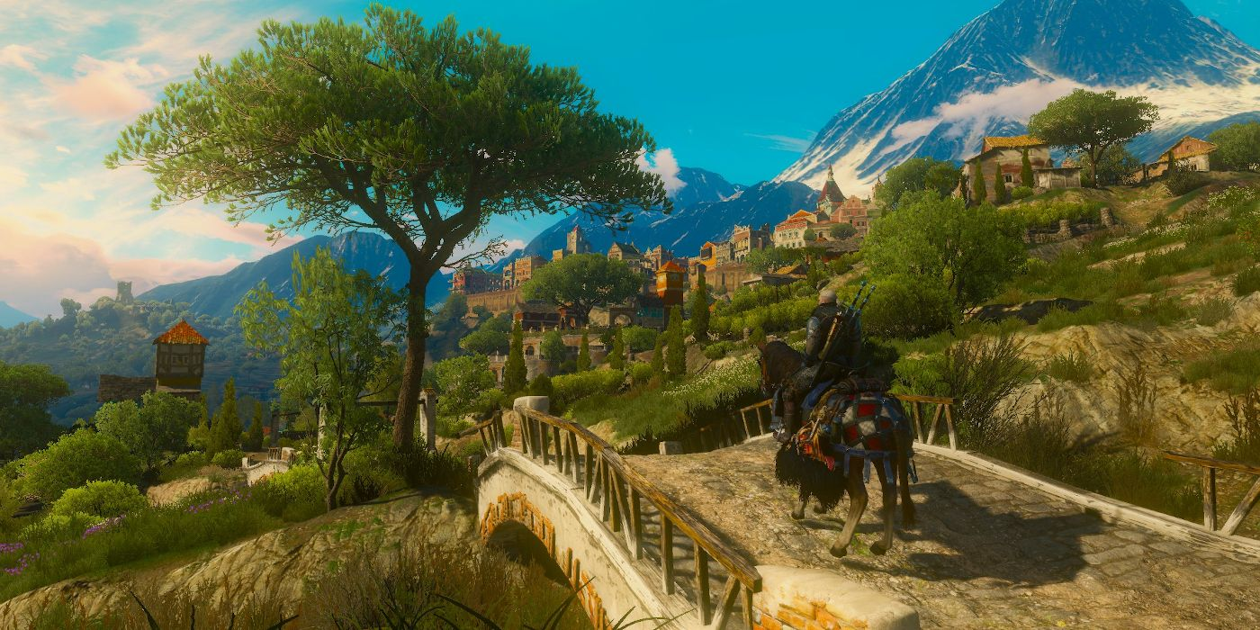 The Witcher 3 Spurlos
