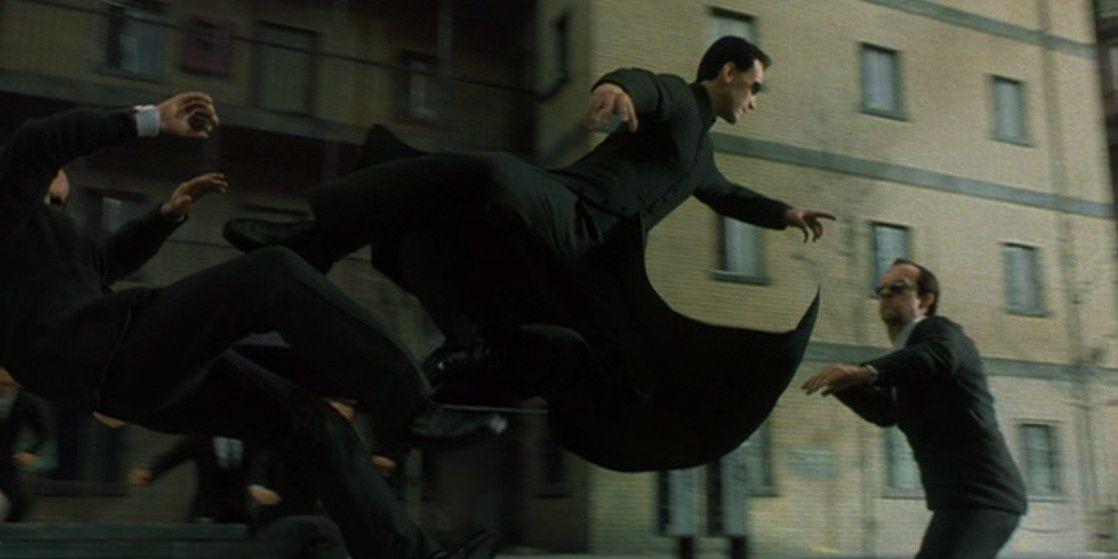 Matrix Reloaded: 5 efeitos especiais que sobreviveram ao tempo (e 5 que não) 2