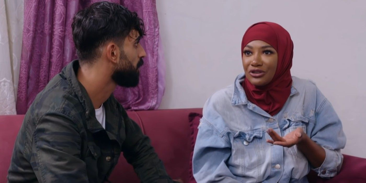90 Day Fiancé: Why Brittany Banks Says Yazan's Parents Are 'All Talk'