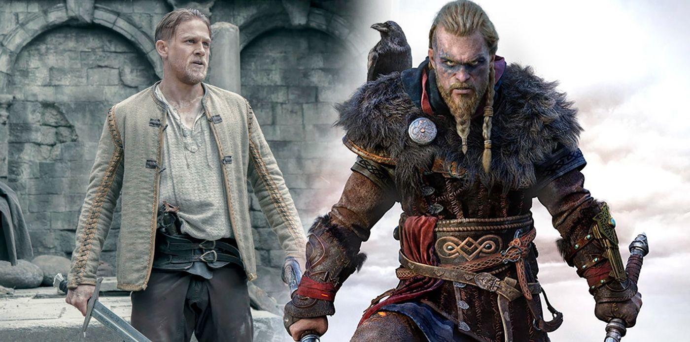 Ubisoft S King Arthur Fantasy Multiplayer Rpg Canceled By Ex Executive