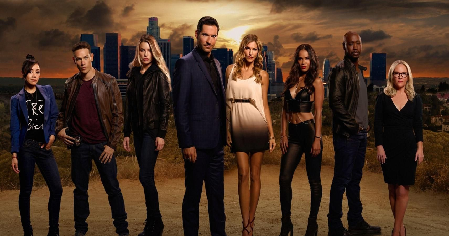 Netflix Lucifer Staffel 2