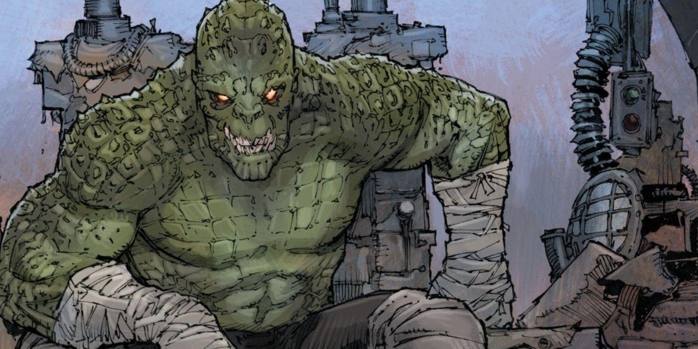 Batman Just Proved Killer Croc is Badass, NOT Evil | Screen Rant