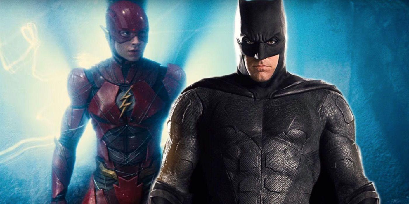 Ben Affleck's Batman Returning In The Flash Movie | Screen Rant