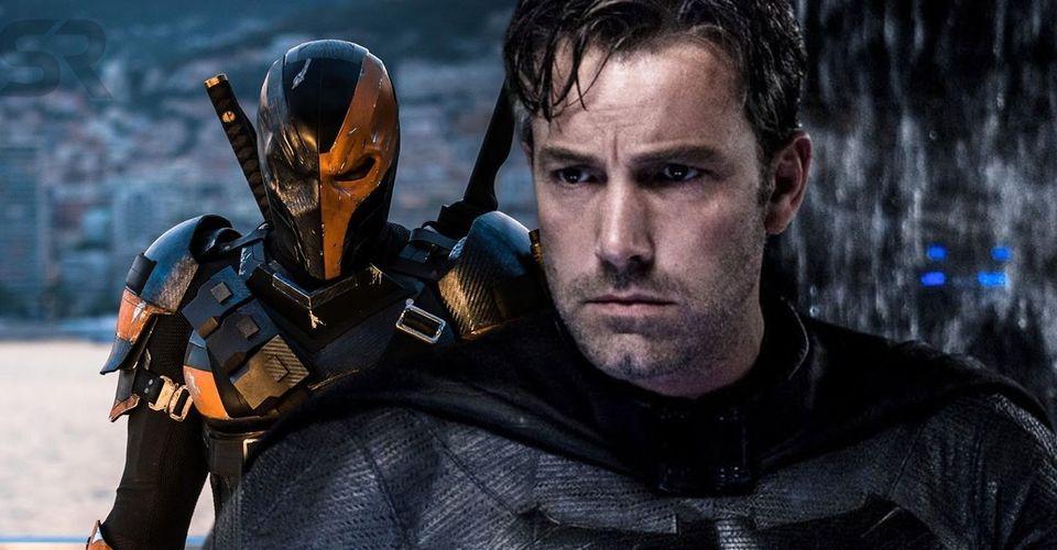 The Batman; Ben Affleck; Robert Pattinson