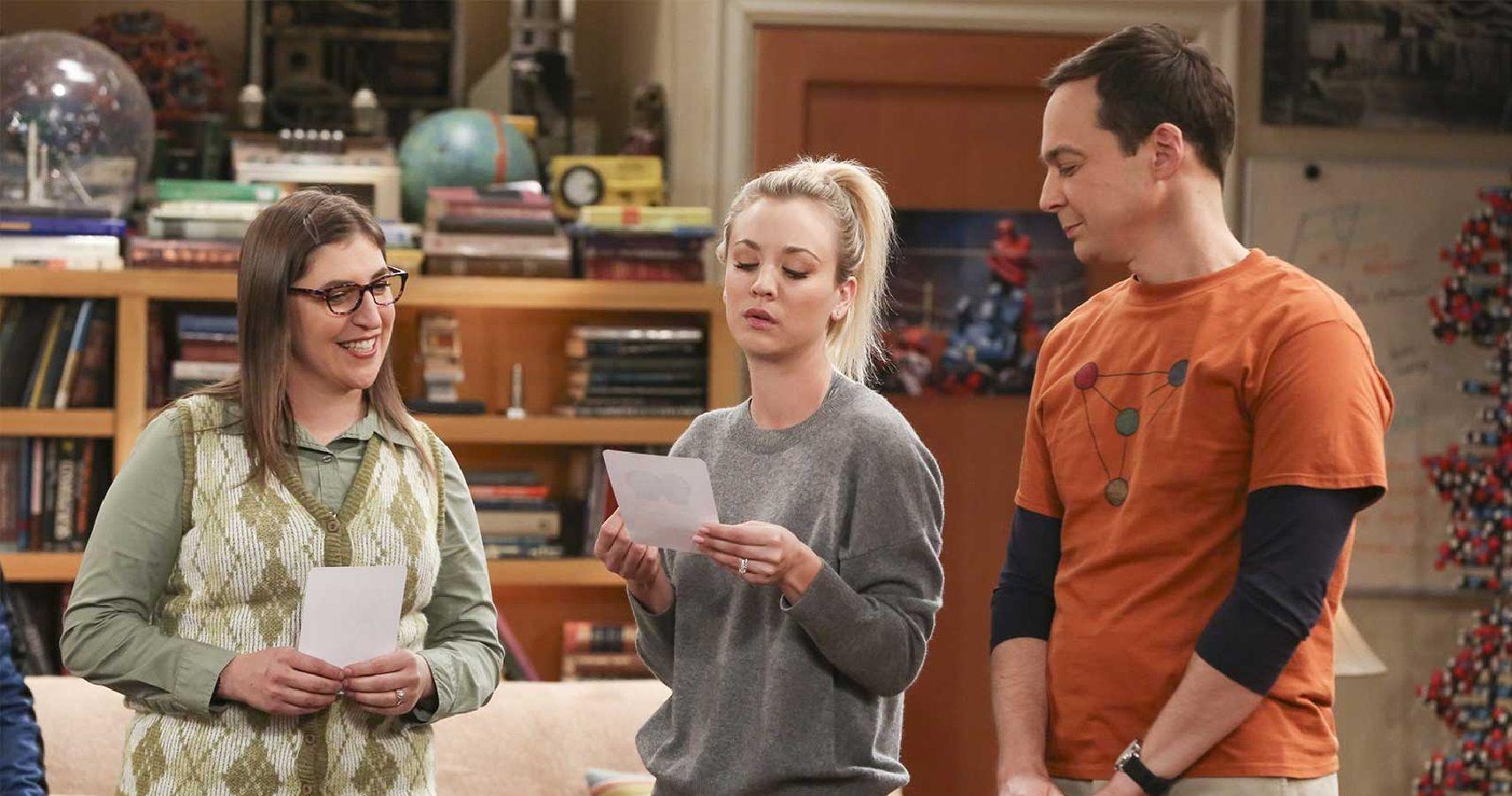 The Big Bang Theory: The Worst Episode Of Every Season, According To IMDb
