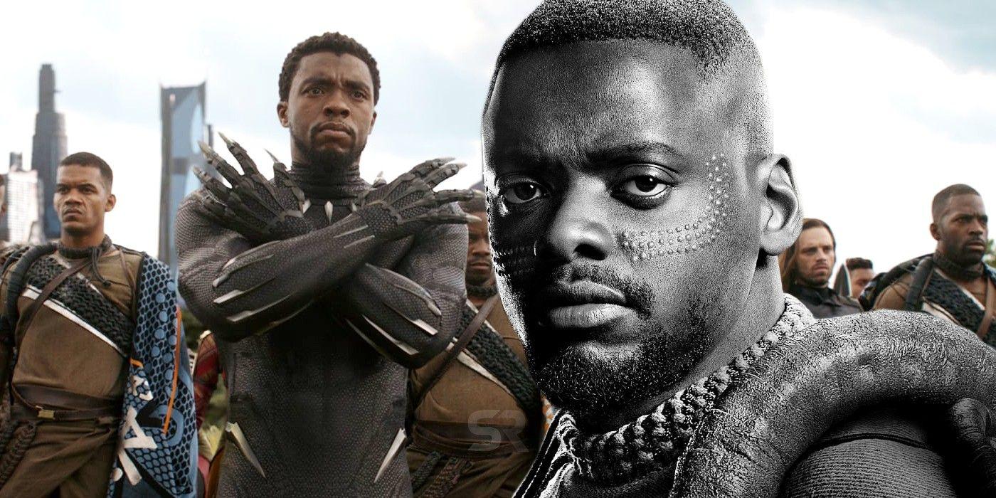 W'Kabi from Black Panther