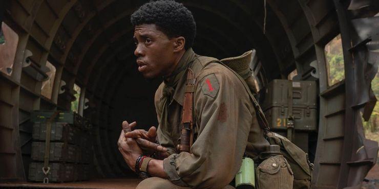 Chadwick Boseman in Spike Lee's Da 5 Bloods