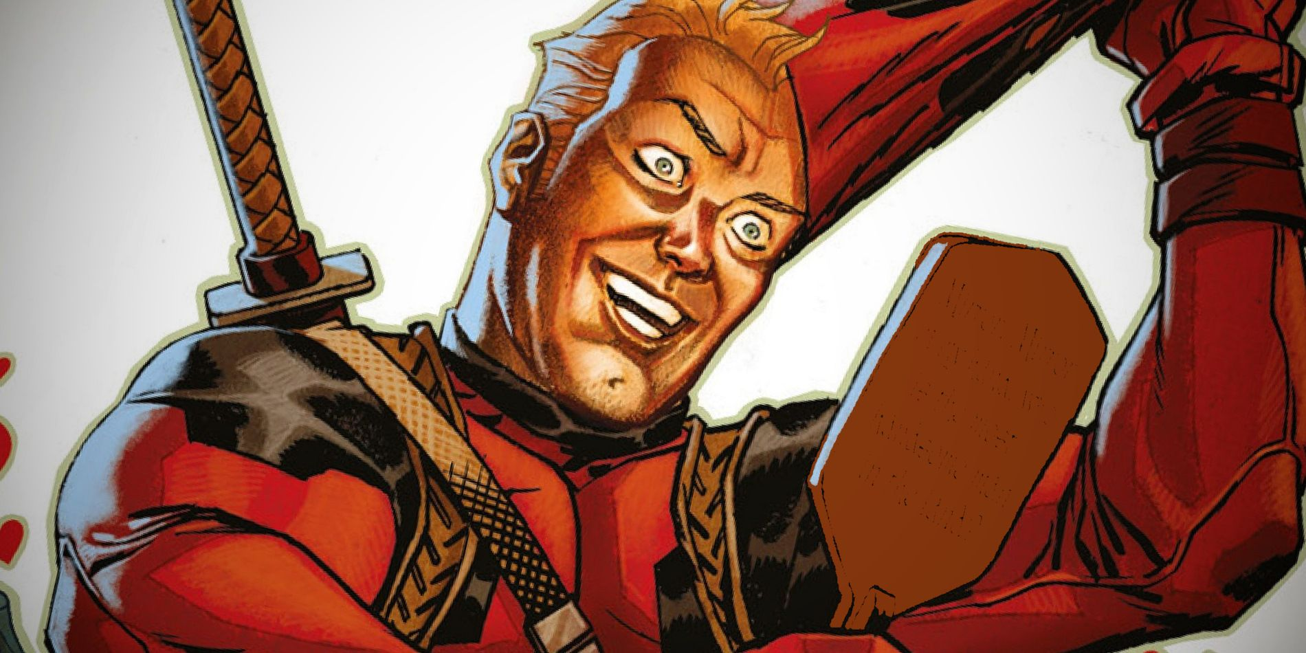 Deadpool S Face Did Eventually Heal In Marvel Comics