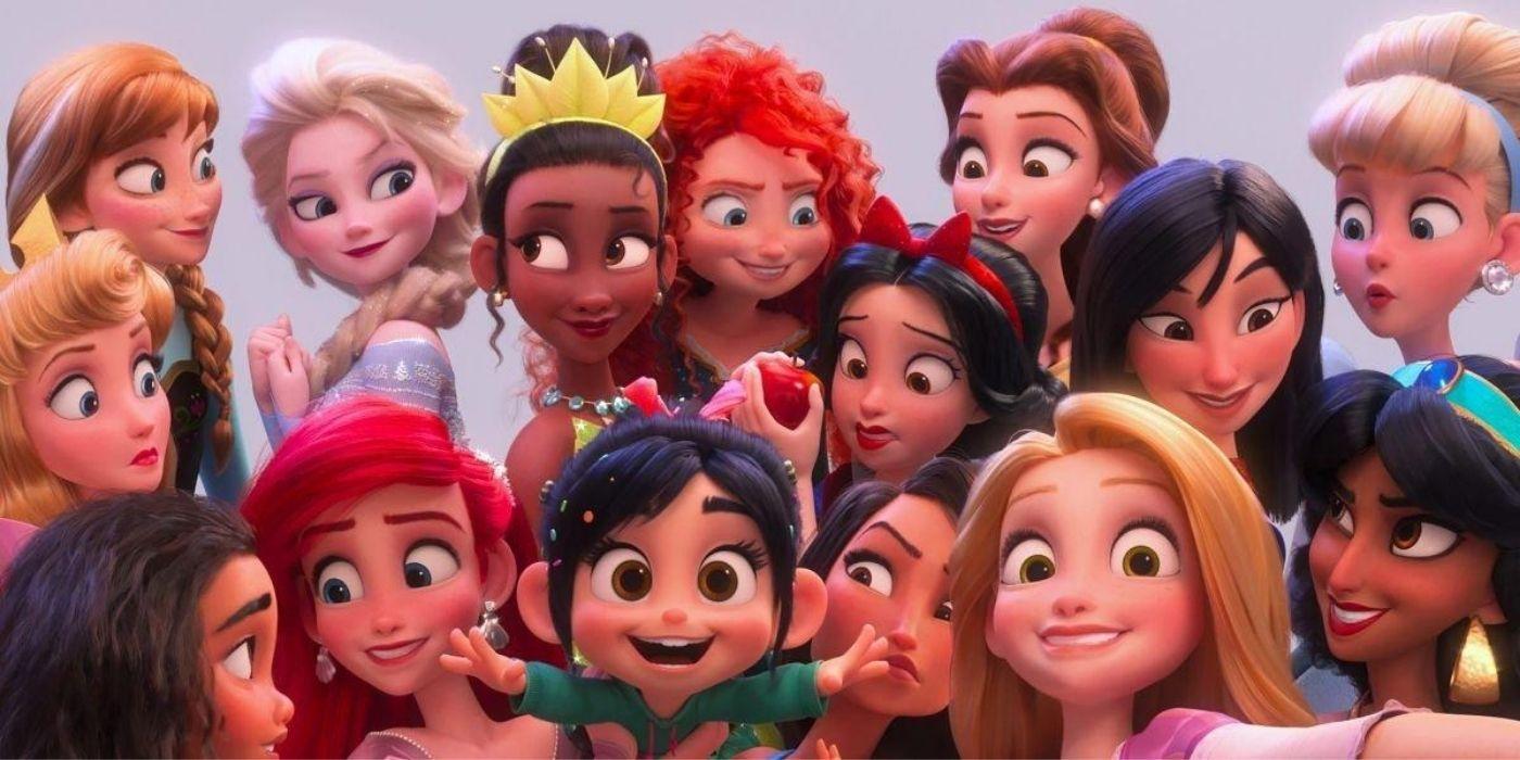 10 Disney Princesses Ranked By Their Likability | ScreenRant