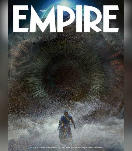 [Imagen: Dune-Empire-Magazine-Sandworm-Cover-TLDR...96&dpr=1.5]