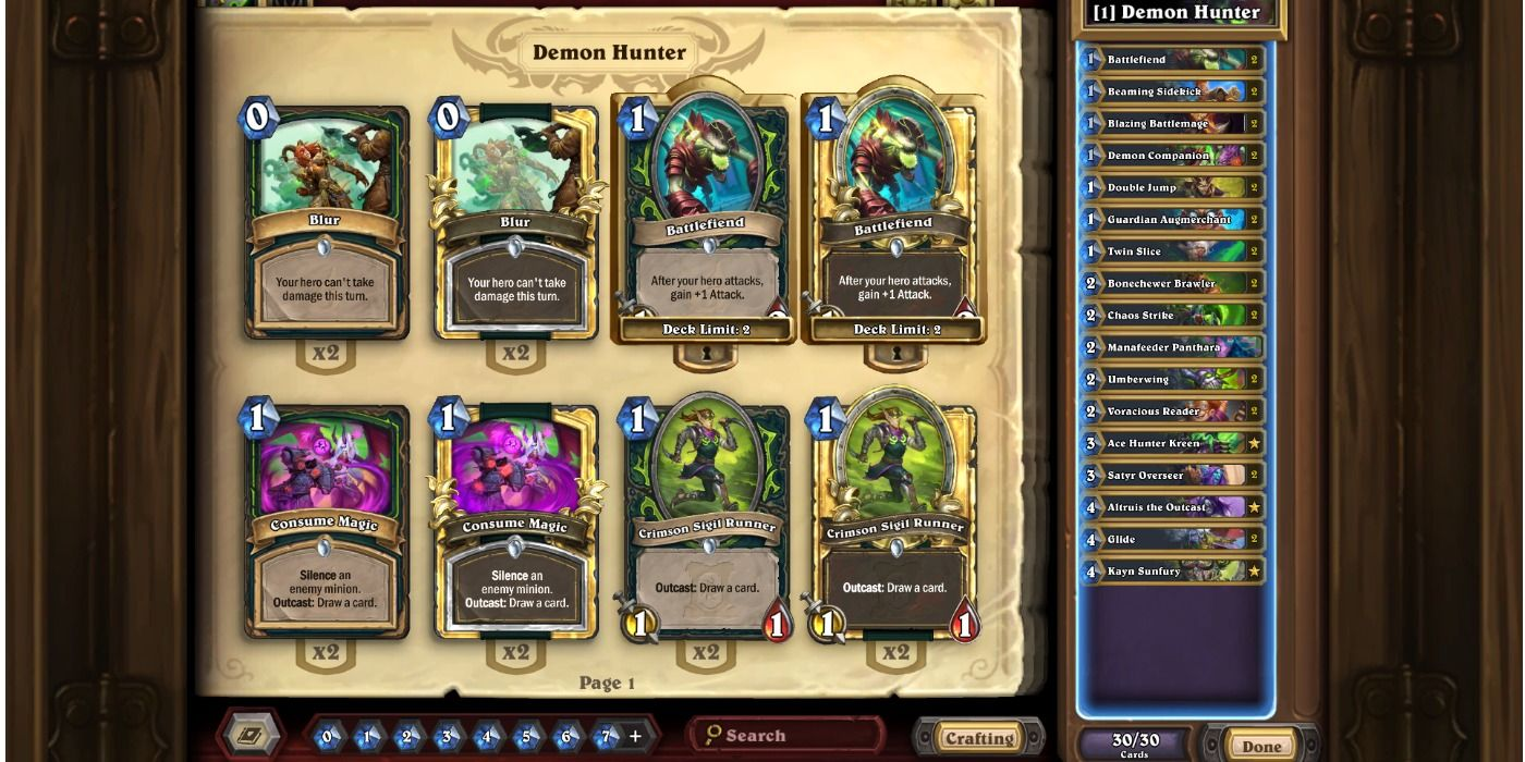 Blizzard Has Launched Official Online Hearthstone Deck