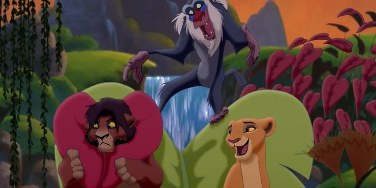 Disney Every Song From The Lion King 2 Ranked Screenrant