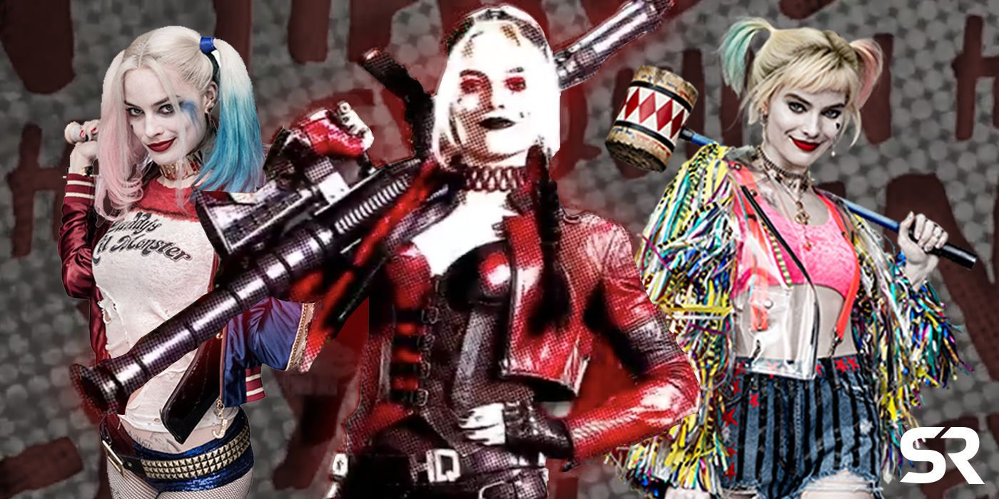 Harley Quinn S New Suicide Squad 2 Costumes Explained Changes Influences