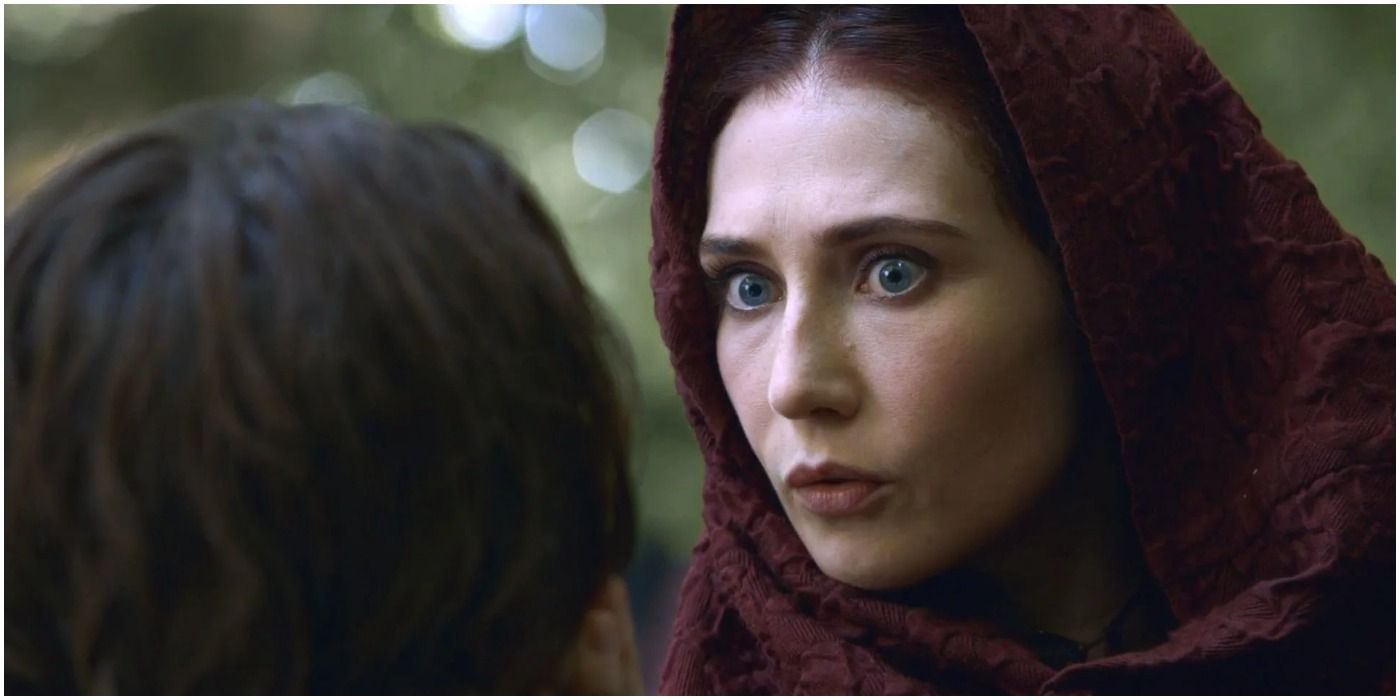 Game Of Thrones: 10 Things That Make No Sense About Melisandre