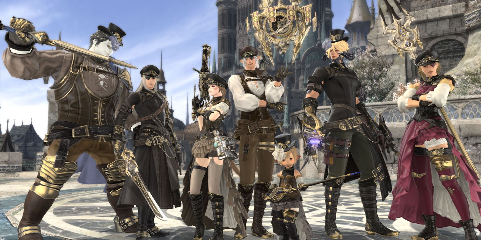 Final Fantasy Xiv How To Choose The Best Race Stats Tips Fantasia Guide