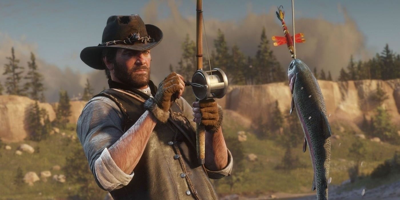 How to Find (& Catch) The Perch Fish in Red Dead Redemption 2