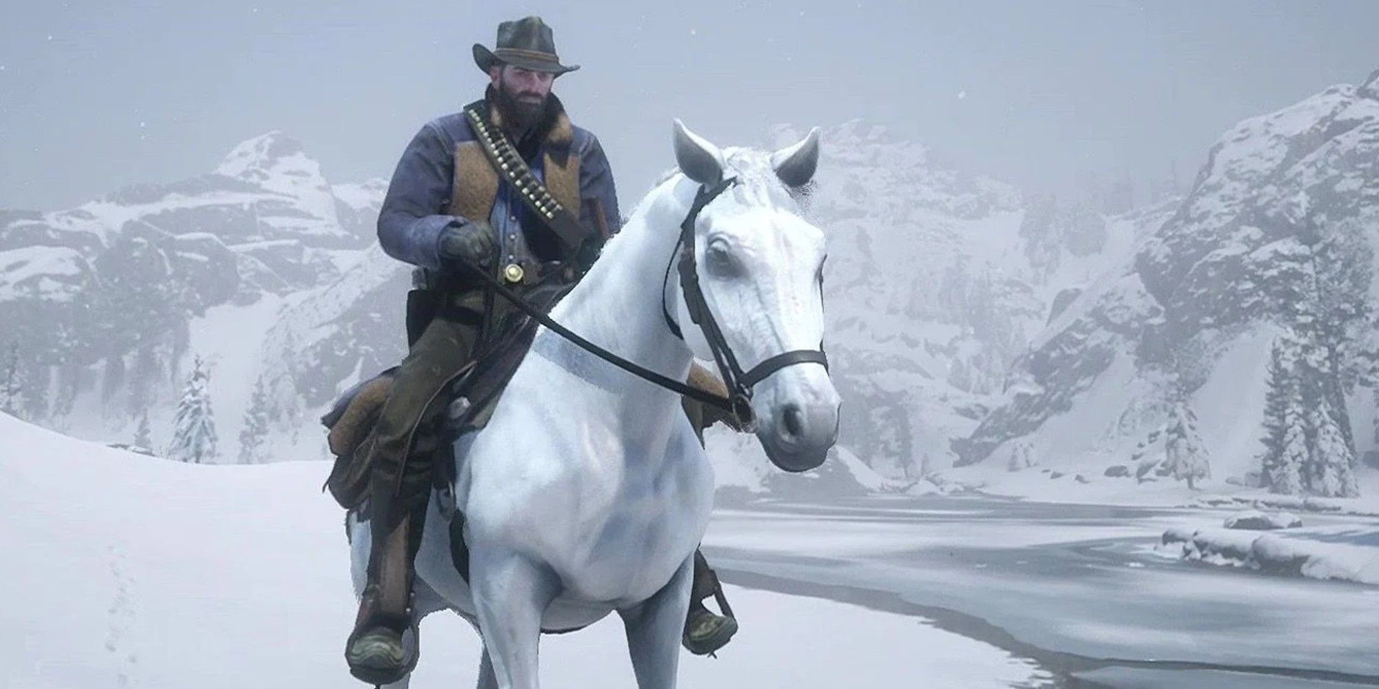 What Red Dead Redemption 2 S Fastest Horse Is How To Get It