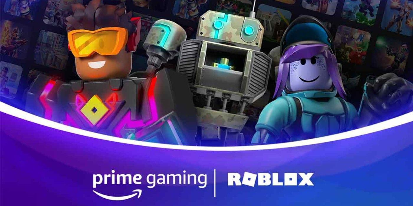 Playstation 4 Free Roblox Roblox Giving Away Free Exclusive Items Through Amazon Prime Gaming