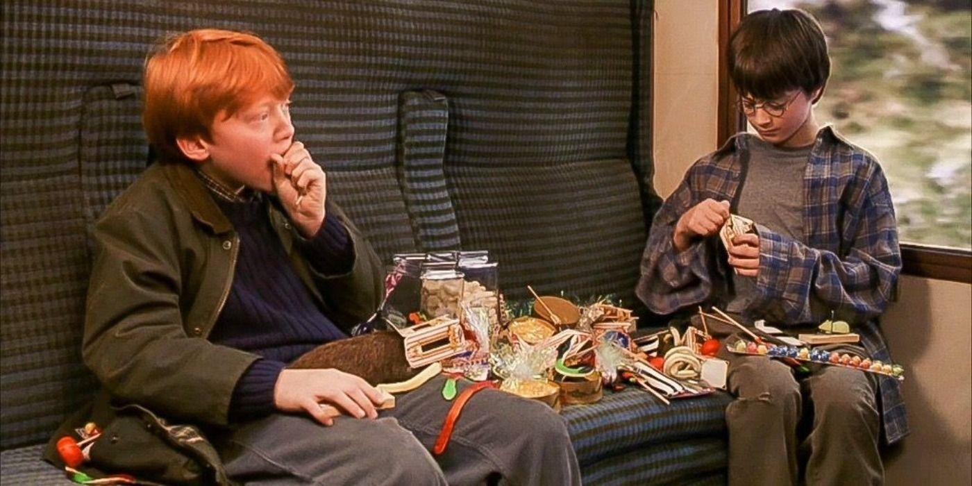 Harry Potter: Ron Weasley's 10 Best Outfits | ScreenRant