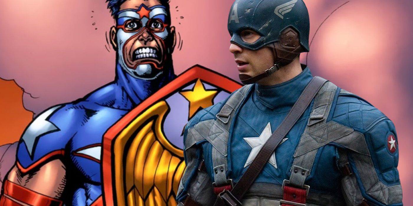 The Boys Season 3 How Soldier Boy Rips Off Captain America