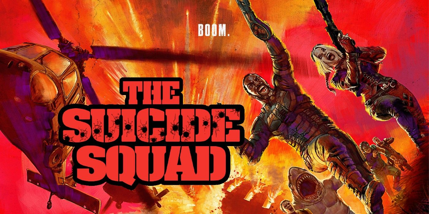 Suicide Squad 2 Won't Have Reshoots Confirms James Gunn | NewsColony
