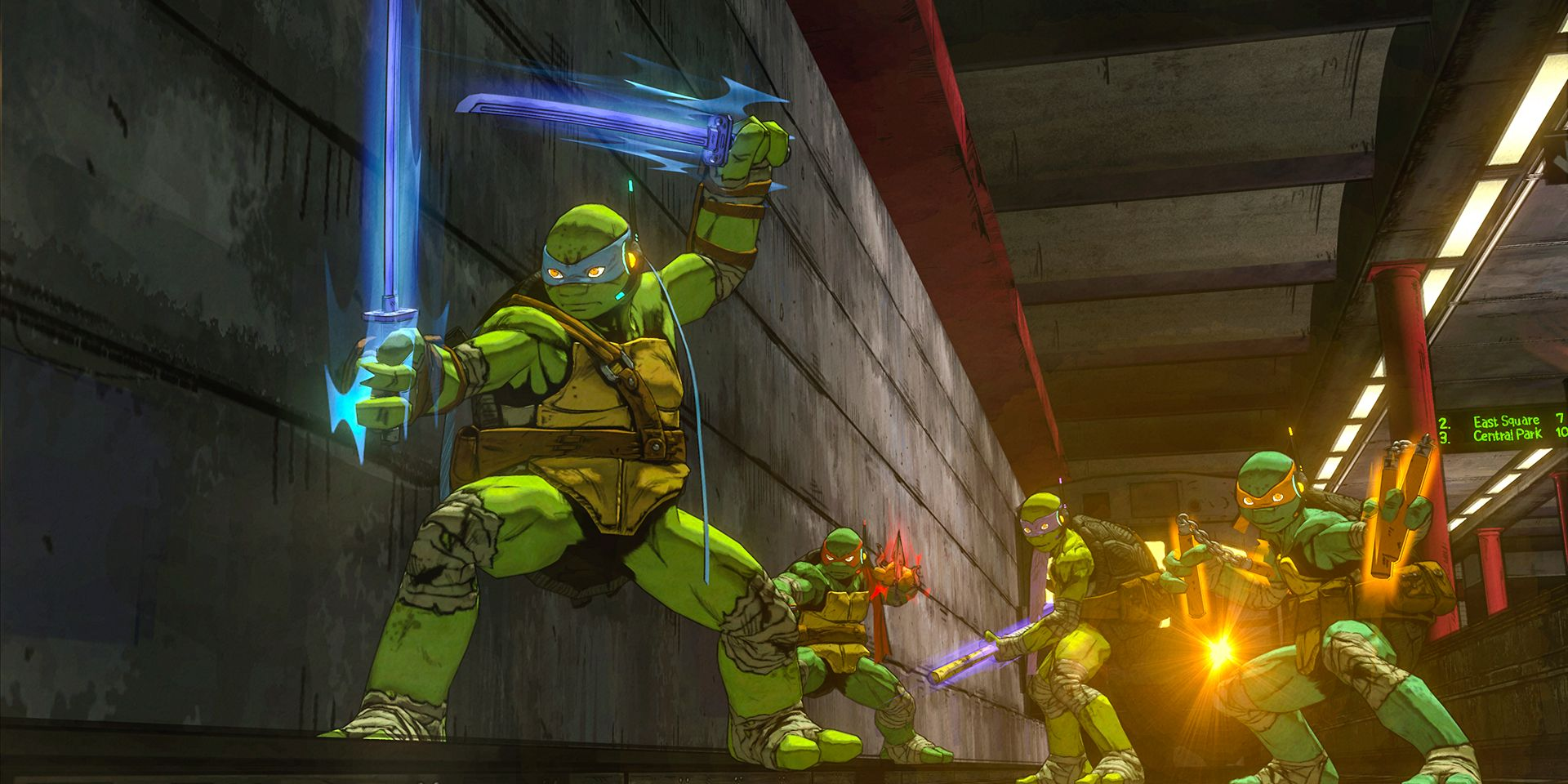 How Tmnt Games Went From Iconic To Shovelware Screen Rant