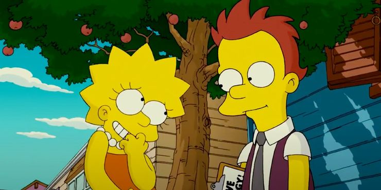 Simpsons What Happened To Lisa S Boyfriend Colin After The Movie