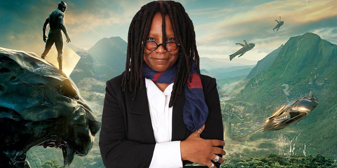 Whoopi Goldberg Writing Superhero Movie Centered On Older Black Woman