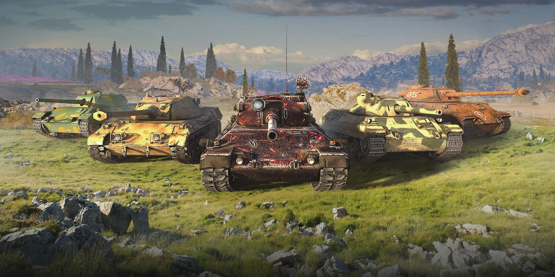World Of Tanks Blitz Review Inferior To Pc Screen Rant