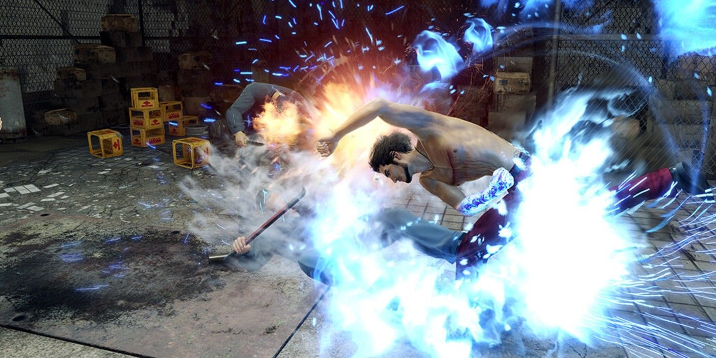 Yakuza Like A Dragon Is Coming To Pc And Consoles In November