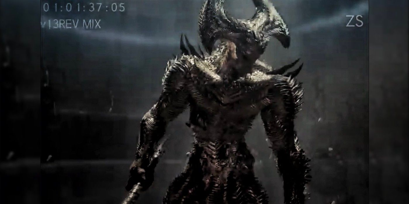 Justice League: Steppenwolf Image From Zack Snyder Cut Revealed
